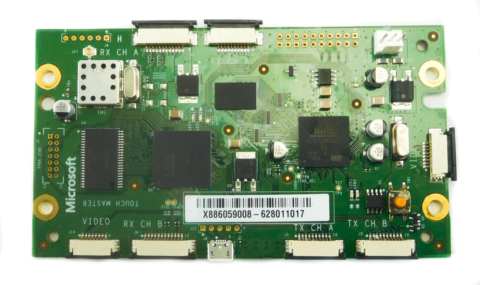 Microsoft X886059008-628011017 Surface Hub Touchscreen Control Board Model 1634